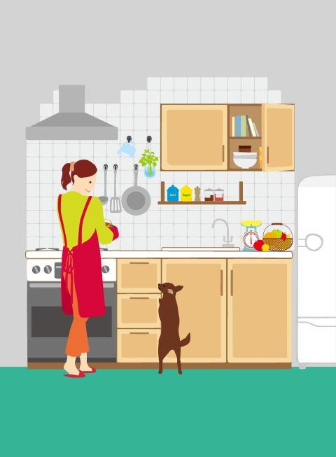 水回り、キッチン、オール電化、省エネ